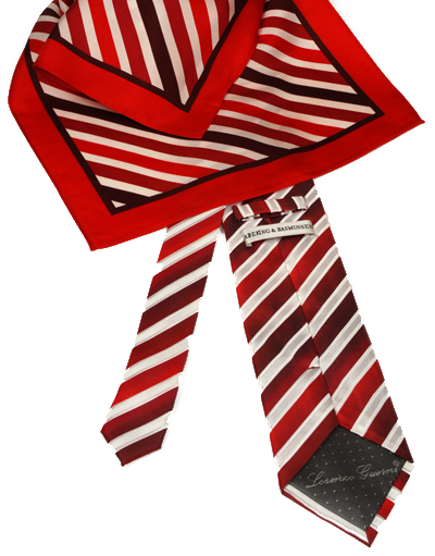 Abeking & Rasmussen Krawatte und Damenschal neu