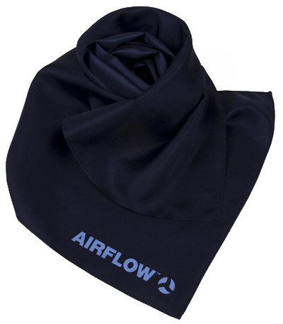 Damentuch Airflow