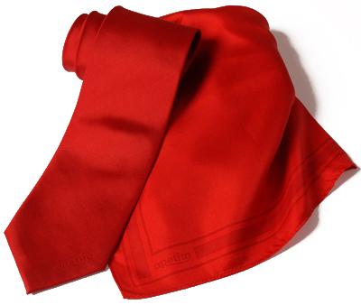 Apetito Krawatte 1 und Damentuch