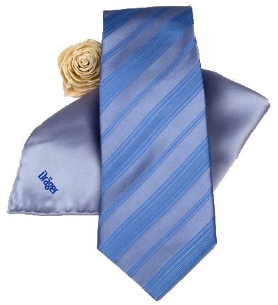 Draeger Krawatte und Damentuch