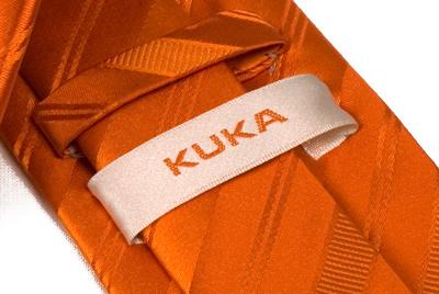 KUKA Krawatte Detail