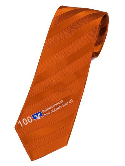 Raiffeisenbank Bad Abbach-Saal Krawatte