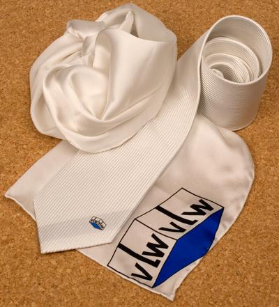 VLW Krawatte und Tuch